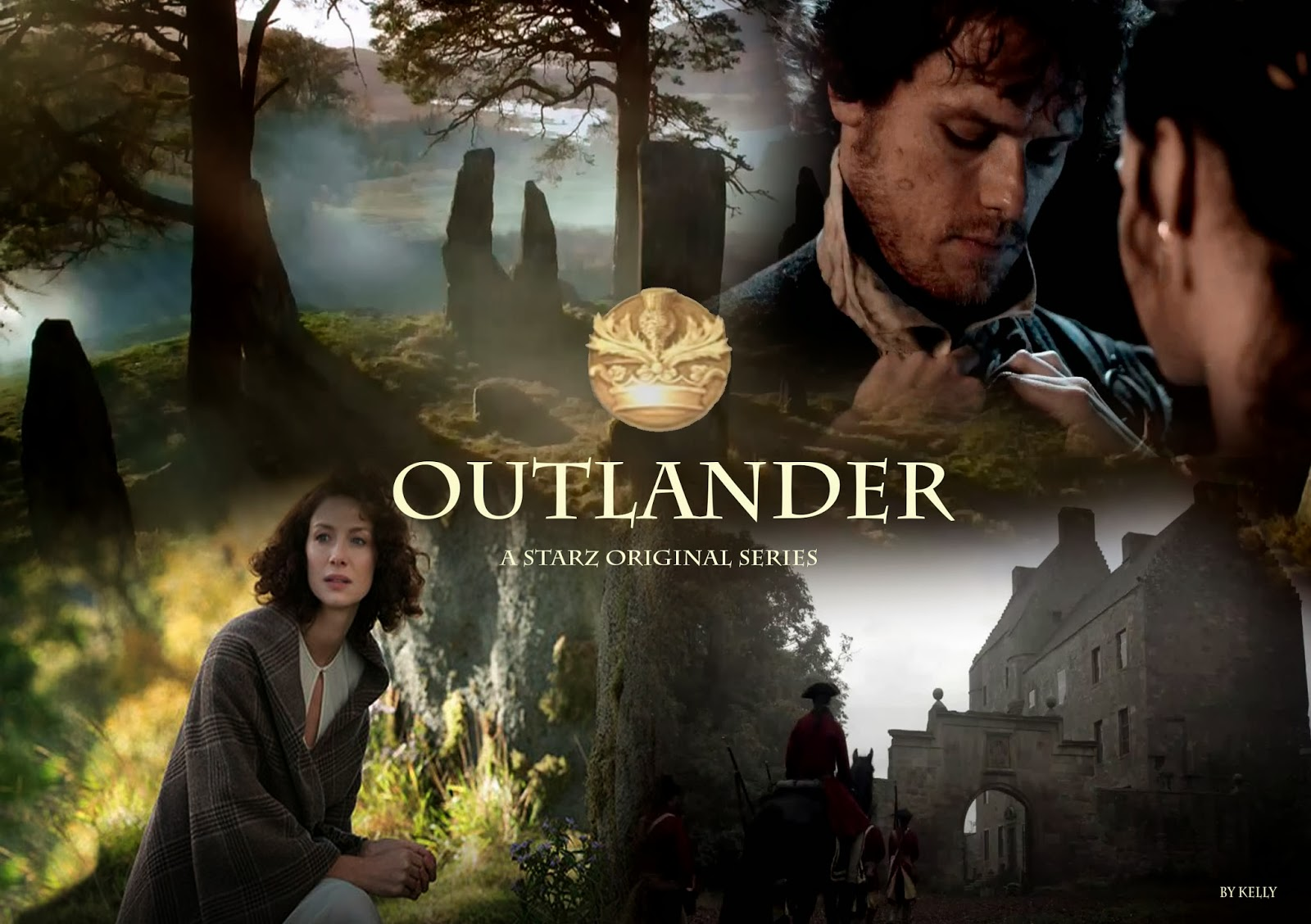 Outlander S04E09 Clip   'Jamie and Brianna Meet'   Rotten ...