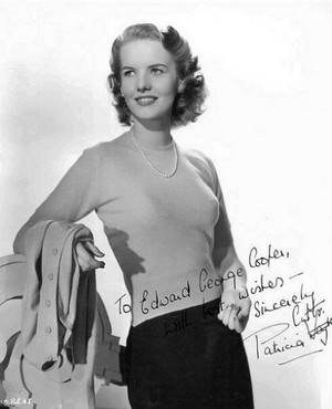 Patricia Cutts (20 July 1926 – 6 September 1974)
