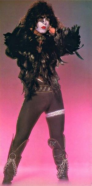 Paul Stanley 1978