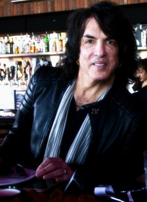 Paul Stanley....Rock and Brews grand opening in Oviedo, Florida