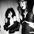 Paul Stanley and Ace Frehley - kiss photo
