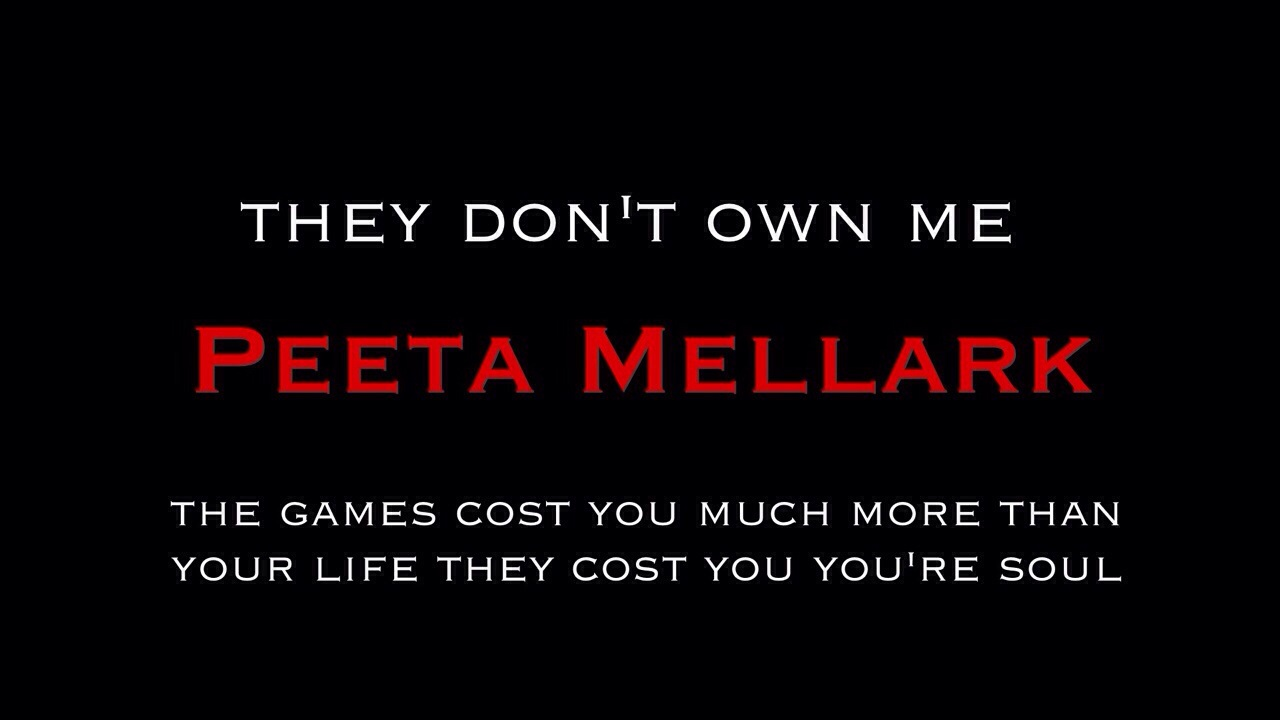 Hunger Games Quotes Peeta. QuotesGram Catching Fire Movie Quotes