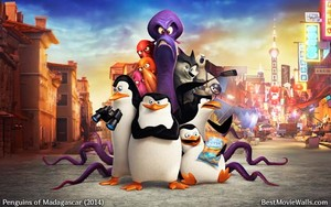 penguin of madagascar