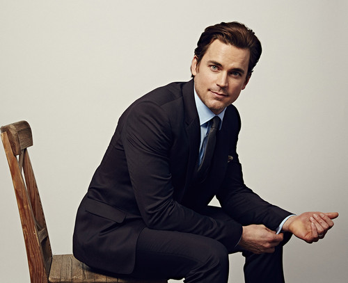 Matt Bomer wallpaper with a business suit, a well dressed person, and a suit called People's Choice Awards 2015 - Celebrity Portraits