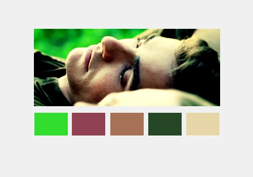 Warm Bodies Movie wallpaper possibly with a portrait entitled Perry Kelvin | Color Scheme