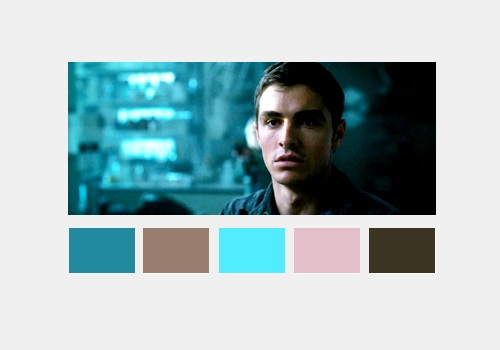 Warm Bodies Movie پیپر وال possibly with a portrait entitled Perry Kelvin | Color Scheme