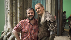 Peter and Legolas 2013