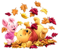 Piglet and winnie