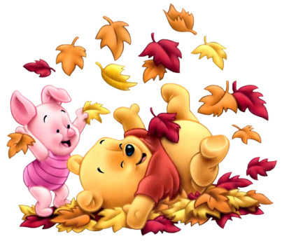 O Ursinho Puff wallpaper titled Piglet and winnie