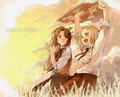 PoLiet (PolandXLithuania) - hetalia-couples photo