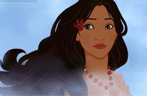 Pocahontas Racebent