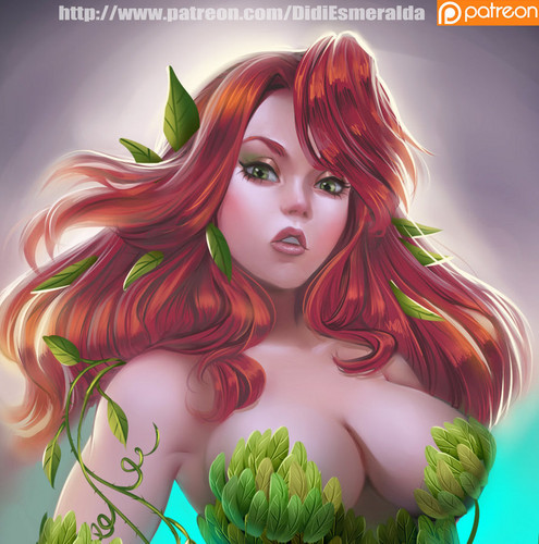 poison ivy deutsch