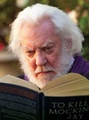 President Snow - the-hunger-games photo