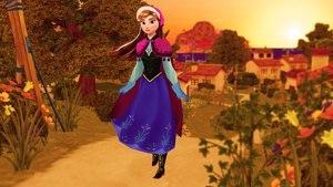 Princess Anna - FanArt.
