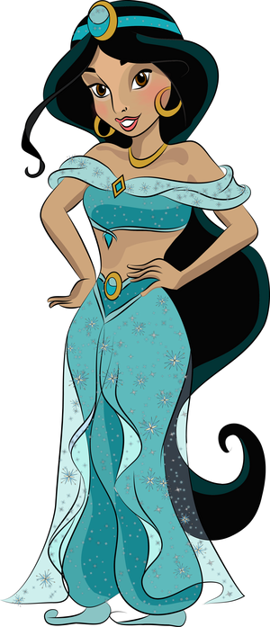 Walt Disney Fan Art - Princess Jasmine