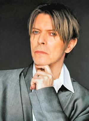 Professor Bowie