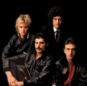 Queen 1980s.