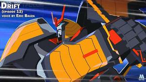RID Autobot Drift