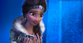 Racebent Elsa