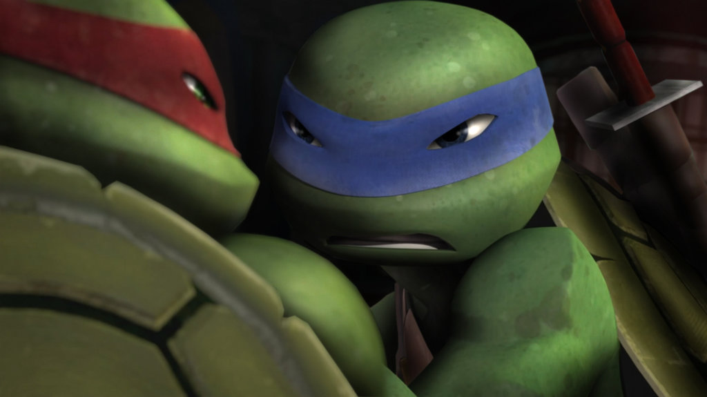 Raph And Leo Raphael And Leonardo Tmnt Club Photo 37950643