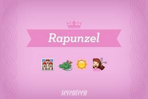 Rapunzel Emojis