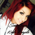 Red hair scene queen karla krayola