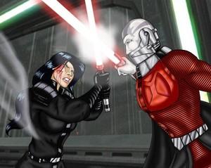 Revan vs. Malak
