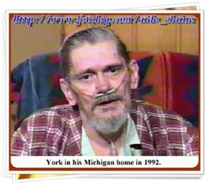 """Richard Allen """"Dick"""" York (September 4, 1928 – February 20, 1992)"""