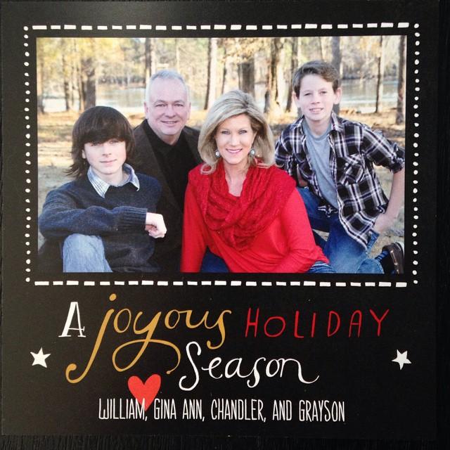 Riggs Family Weihnachten Foto