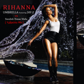 Rihanna feat. Jay-Z vs Swedish House Mafia ― Umbrella (Υμβρελλα Mix) (Single Cover) - rihanna fan art