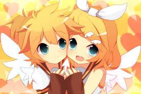 Rin & Len-Electric 앤젤