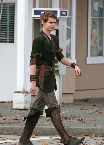 Peter Pan Robbie Kay Pan Flute