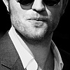 Robert Pattinson photo with sunglasses and a business suit entitled Robert Pattinson