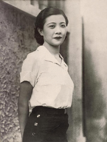 Ruan Lingyu (April 26, 1910 – March 8, 1935)