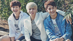 SHINee's Season Greetings 2015