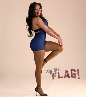 Salute to the Troops - Naomi