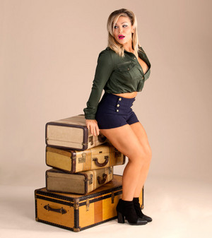 Salute to the Troops - Natalya