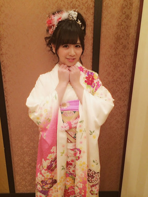 Sato Sumire - AKB48 Coming of Age Ceremony