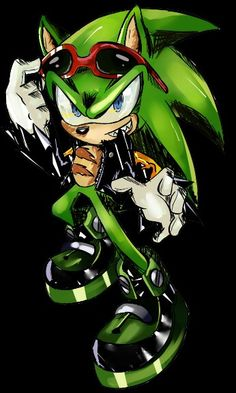Scourge the hedgehog