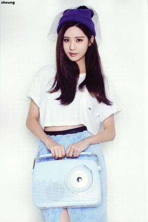 Seohyun (SNSD) - 2015 Calendar