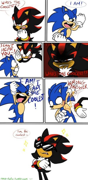 Shadow is best.