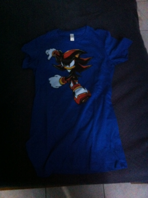Shadow the Hedgehog T-Shirt