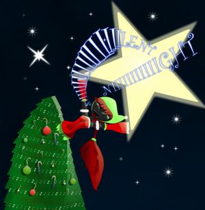 Silent Night {Rin Elder Identity} Merry Weihnachten Everyone