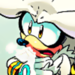 Silver the hedgehog - silver-the-hedgehog icon