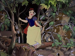 Snow White Screencap.