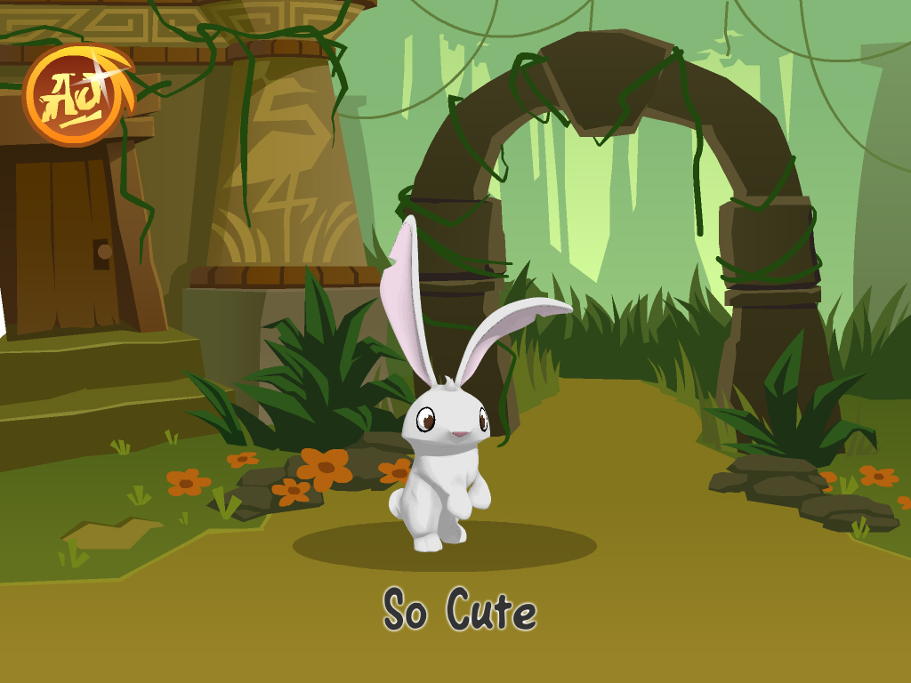 Animal Jam Images So Cute My Bunny Snowflake Hd Wallpaper And