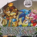 SonAmy in the Archie World!