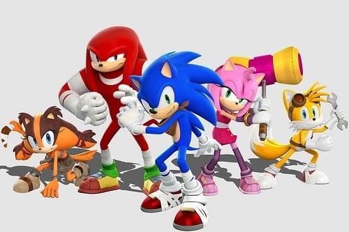 Sonic Boom hình nền