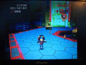 Sonic ヒーローズ glitch