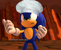 Sonic will never serve toi